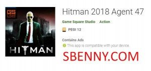 Hitman 2018 Agent 47 + MOD