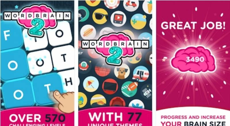 WordBrain 2 + MOD