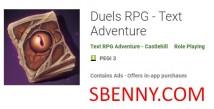 Duelle Rollenspiel - Text Adventure + MOD