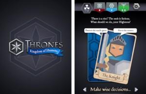 پادشاهان: پادشاهی انسان + وزارت دفاع