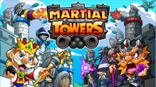 Martial Towers + MOD