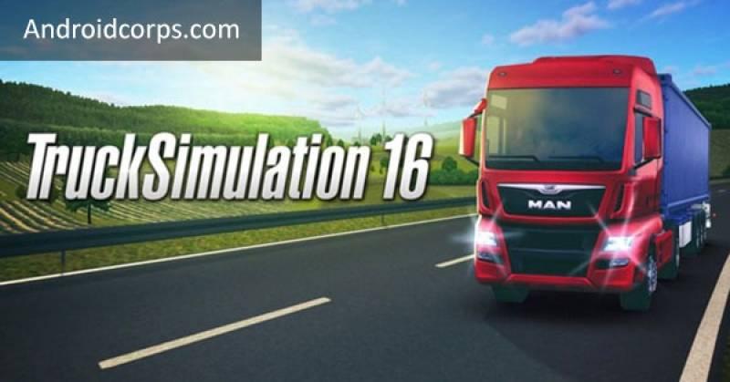 TruckSimulation 16 + MOD