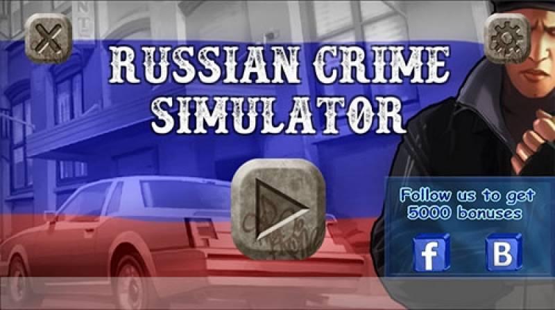 Rusia Crime Simulador + MOD