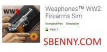 Weaphones ™ WW2: Sim de Armas de Fogo
