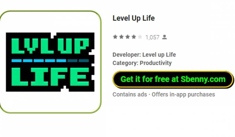 Level Up Life + MOD