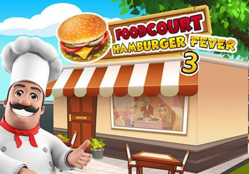 Food Court Fever: Hamburger 3 + MOD