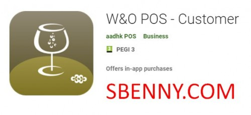 W & amp; O POS - Customer + MOD