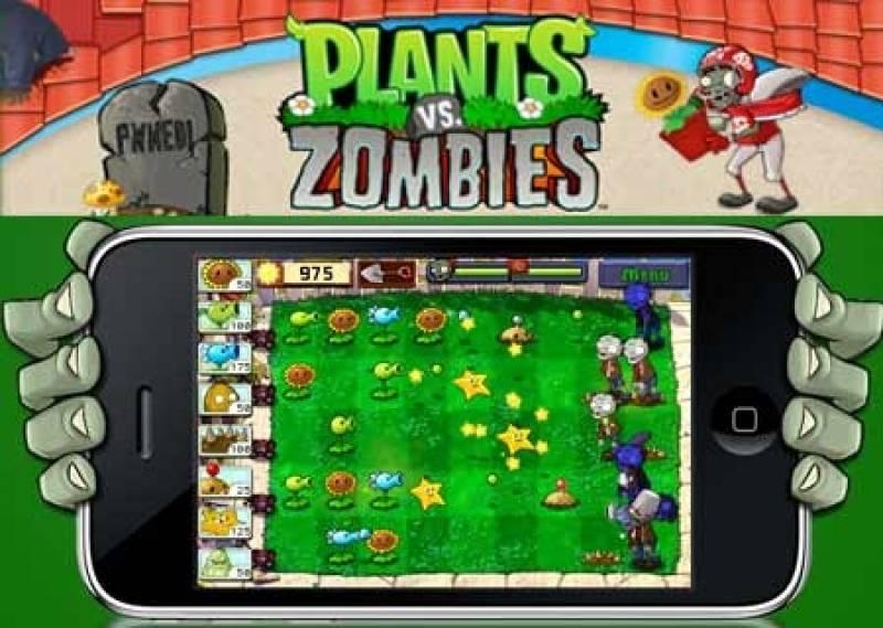 Plants vs Zombies + MOD