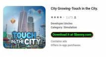 Городской рост в городе. + MOD