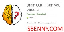 Brain Out - ¿Puedes pasarlo? + MOD