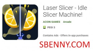 Laser Slicer - Idle Slicer Machine! + MOD