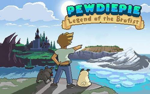 PewDiePie: Legend of Brofist + MOD