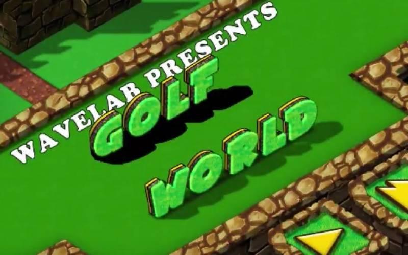 Golf World Mania