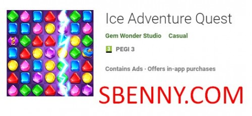 Ice Adventure Quest + MOD