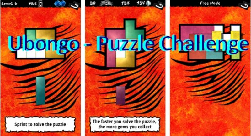 Ubongo - L-Isfida tal-Puzzle