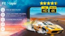 FX Player - lecteur vidéo tous formats + MOD