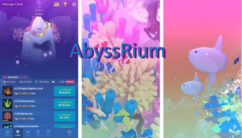 Tap Tap Fish - AbyssRium + MOD