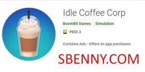 Idle Coffee Corp + MOD