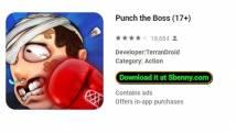 Punch the Boss (17 +) + MOD