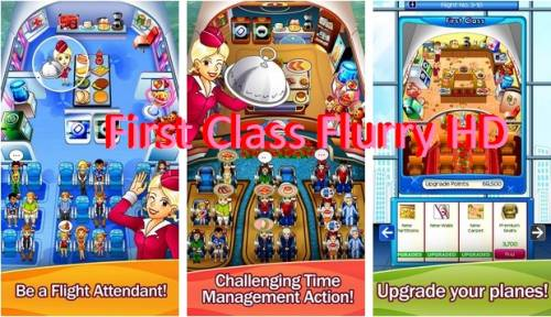 First Class Flurry HD + MOD