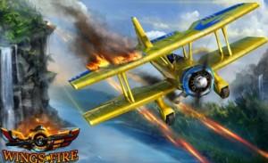 Wings on Fire - Endloser Flug + MOD