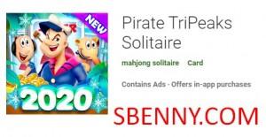 Pirat TriPeaks Solitaire + MOD