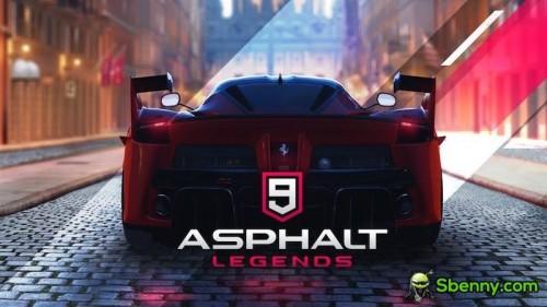 Asfalto 9: Legends + MOD