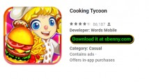 Cooking Tycoon + MOD