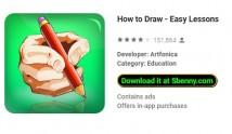 Как рисовать - Легкие уроки + MOD
