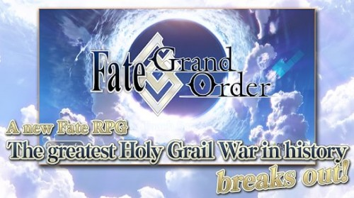 Fate / Grand Order (Inglés) + MOD