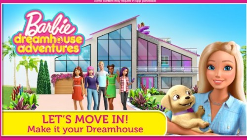 Barbie Dreamhouse Adventures + MOD