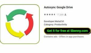 Autosync Google Drive + MOD