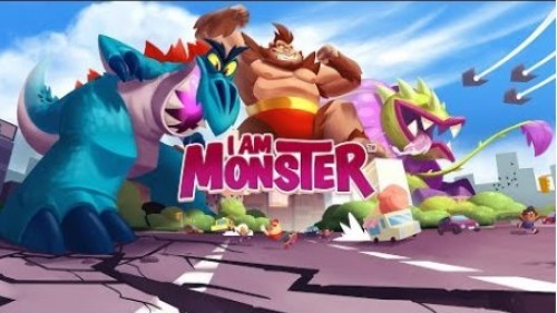 I Am Monster: Idle Destruction + MOD