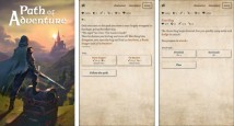 Path of Adventure - roguelike à base de texte + MOD