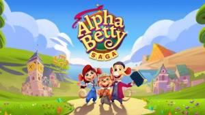 AlphaBetty Saga + MOD