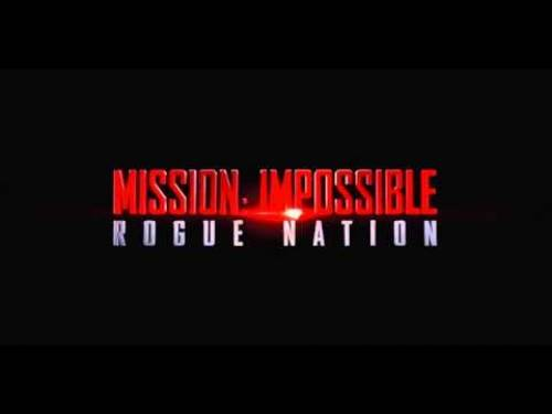 Mission Impossible RogueNation + MOD