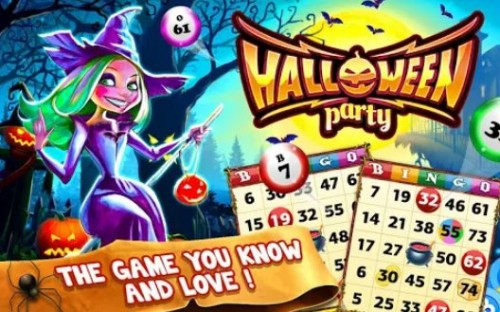 Halloween Bingo - Juegos de Bingo Gratis + MOD
