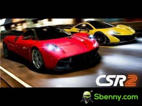 CSR Racing 2 + MOD