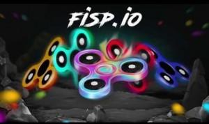 Fisp.io Spins Master of Fidget Spinner + MOD