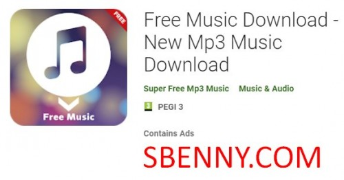Scarica musica gratis - Nuovo download di musica Mp3 + MOD