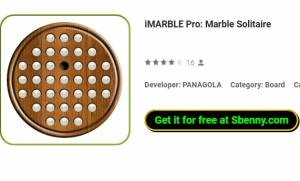 IMARBLE Pro: Marble Solitaire
