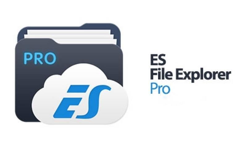 Fichier ES Explorer / Manager PRO