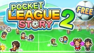Pocket League Geschichte 2 + MOD