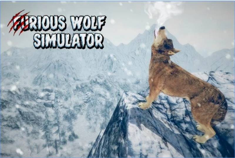 Разъяренный Wolf Simulator + MOD