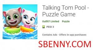 Nitkellmu Tom Pool - Game Puzzle + MOD