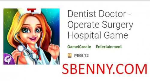 Dentista Dottore - Operate Surgery Hospital Game + MOD