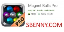 Bolas magnéticas Pro