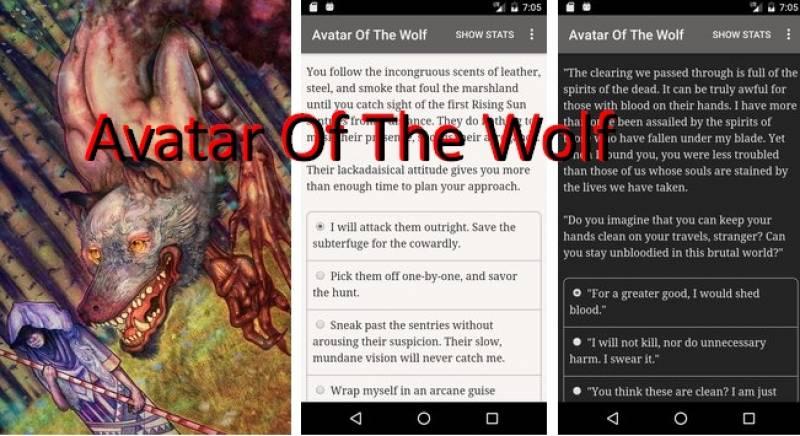 Avatar Ta 'L-Wolf + MOD