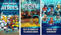 Super League of Heroes - Campeones de cómic + MOD