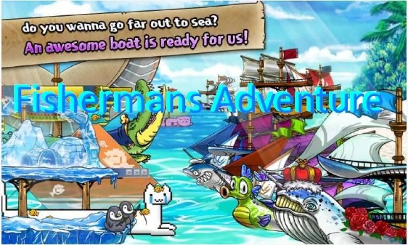 Fishermans avventura + MOD